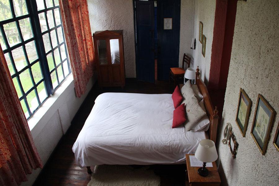 Hacienda Pinsaqui, Otavalo, chambre standard