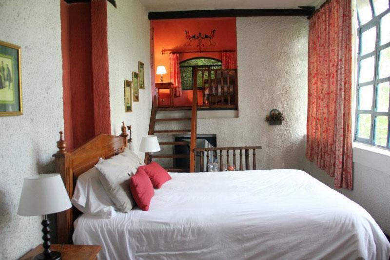 Hacienda Pinsaqui, Otavalo, suite familiale