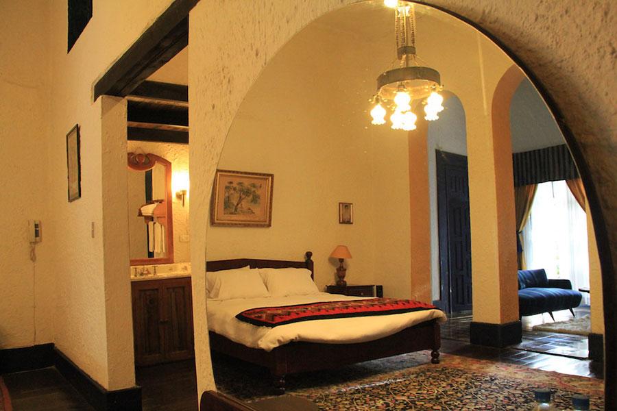 Hacienda Pinsaqui, Otavalo, suite