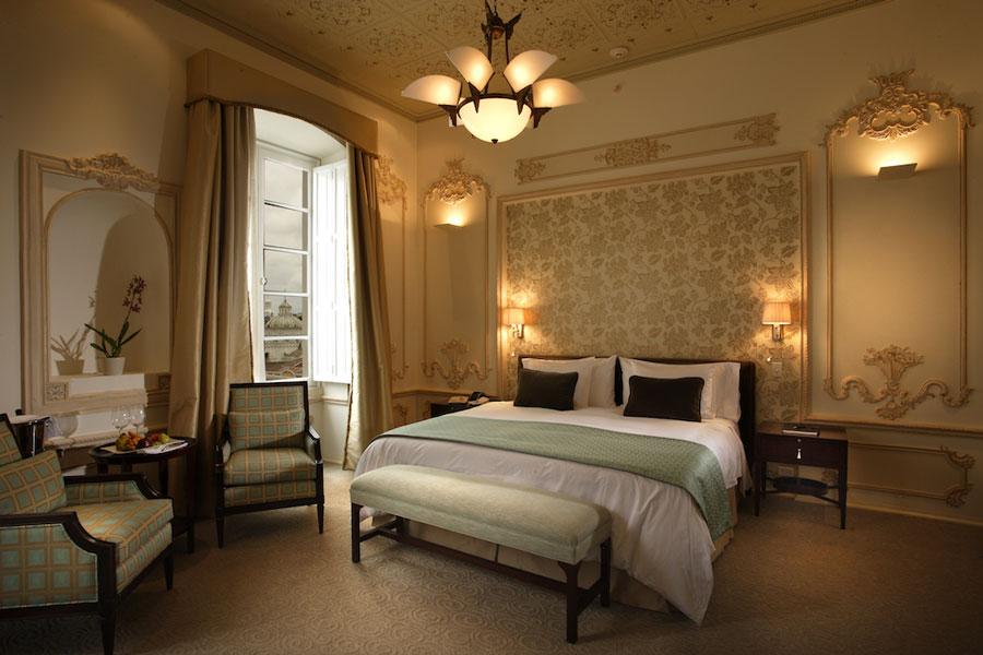 Hôtel Casa Gangotena, Quito, luxury