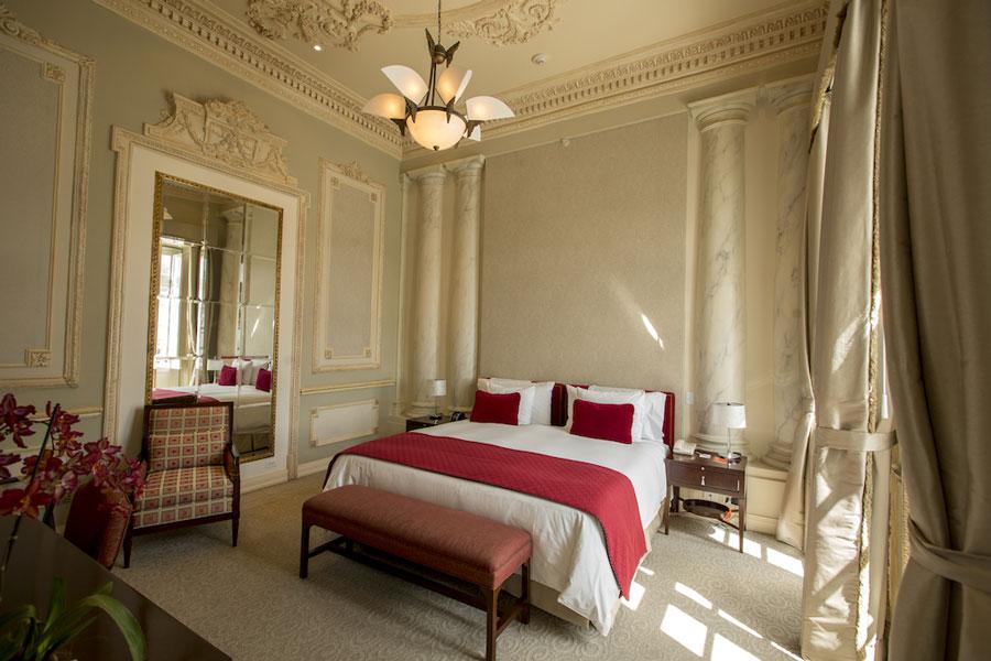 Hôtel Casa Gangotena, Quito, luxury plus