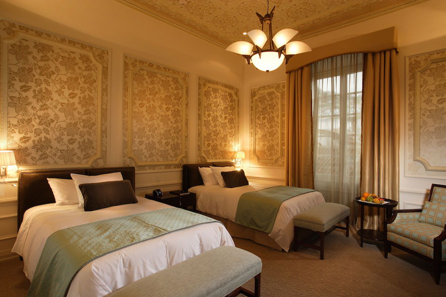 Hôtel Casa Gangotena, Quito, Chambre luxury