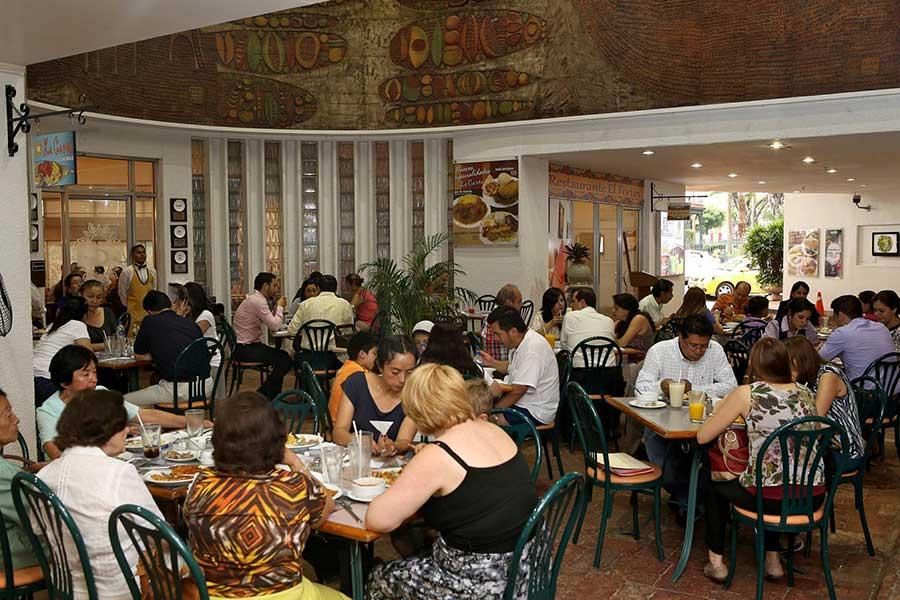 Hôtel Continental, Guayaquil, restaurant