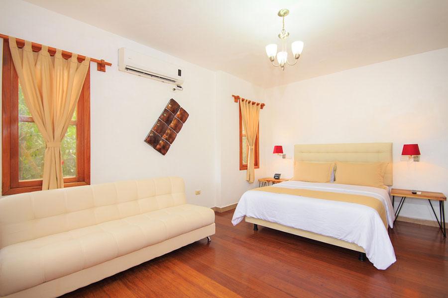 îles Galapagos: hôtel Galapagos Habitat, chambre standard