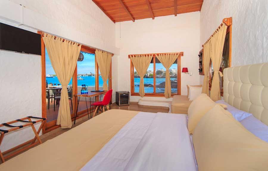 îles Galapagos: hôtel Galapagos Habitat, suite