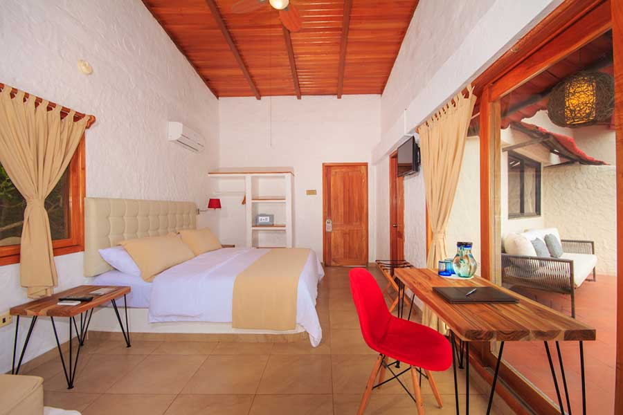 îles Galapagos: hôtel Galapagos Habitat, chambre supérieure