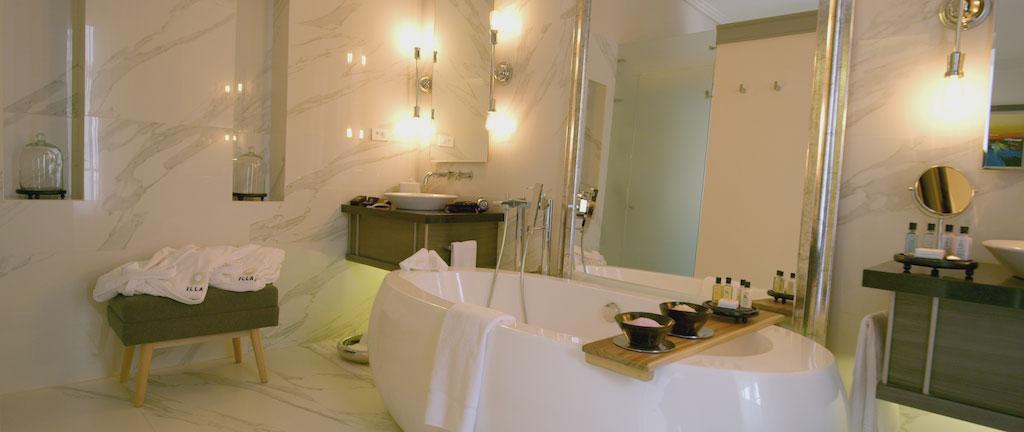 Hôtel Illa, Quito, salle de bain