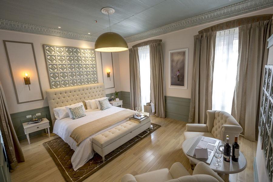 Hôtel Illa, Quito, suite Junin