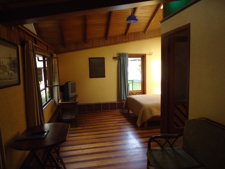 HôteI Isla de Baños, Chambre standard