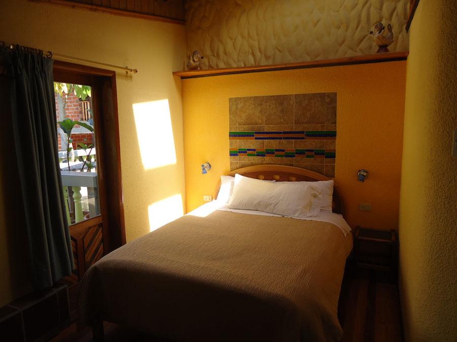 HôteI Isla de Baños, Chambre double