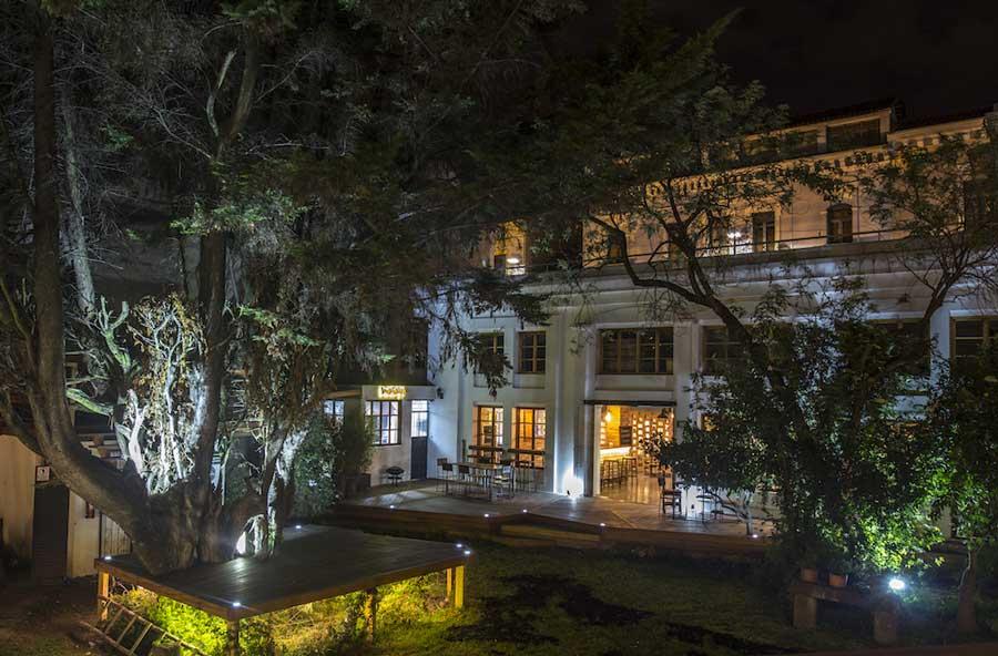Hôtel Masaya, Quito, nuit