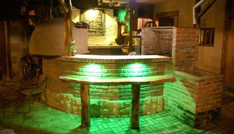 Hôtel Nantu, Puerto Lopez, bar