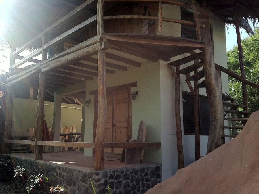 Hôtel Nantu, Puerto Lopez, cabane