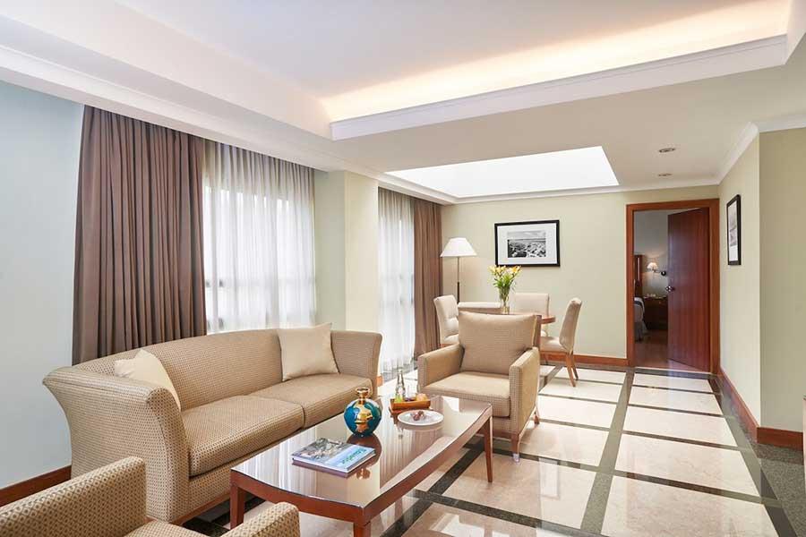 Hôtel Oro Verde, Guayaquil, suite