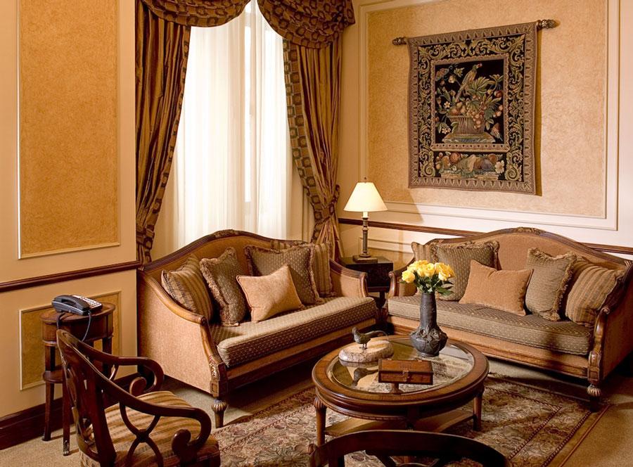Hôtel Plaza Grande, Quito, salon