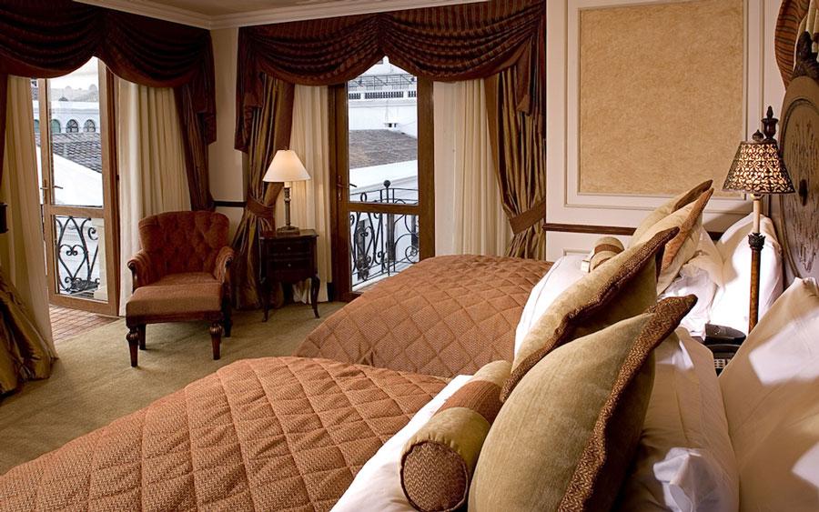 Hôtel Plaza Grande, Quito, suite présidentielle
