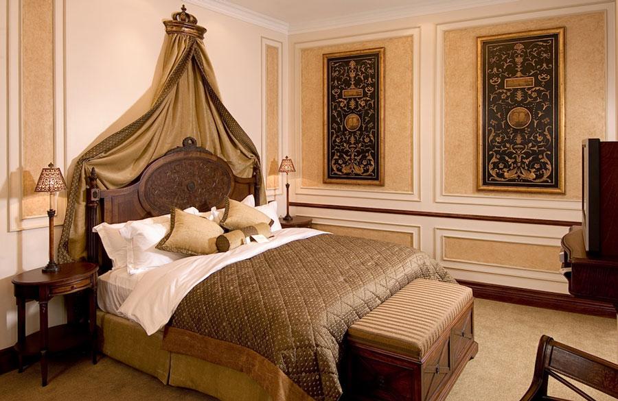 Hôtel Plaza Grande, Quito, suite Royale