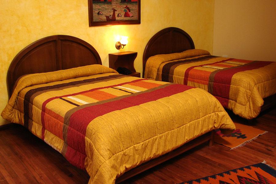 Hôtel San Francisco, Quito, Chambre double