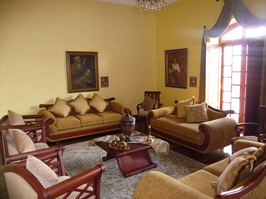 Hôtel San Pedro, Riobamba, salon