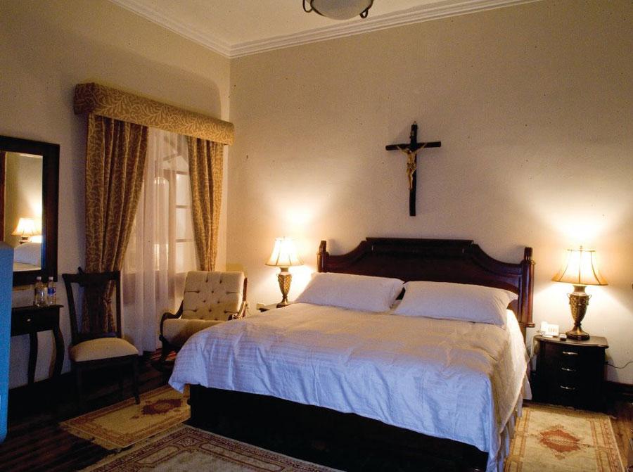 Hôtel San Pedro, Riobamba, chambre standard