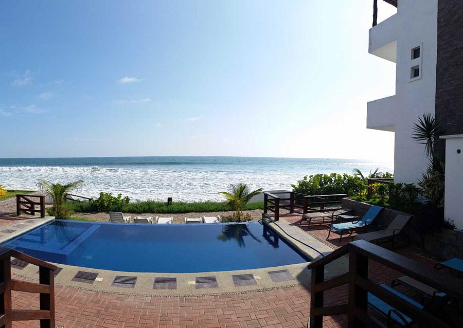 Hôtel Sanctuary, Pacifique, piscine