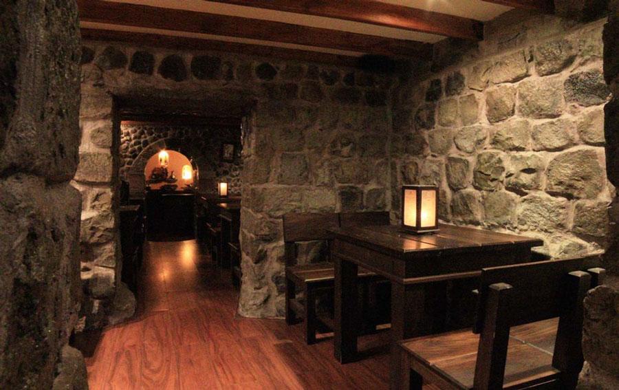 Hôtel Santa Isabella, Riobamba, cave
