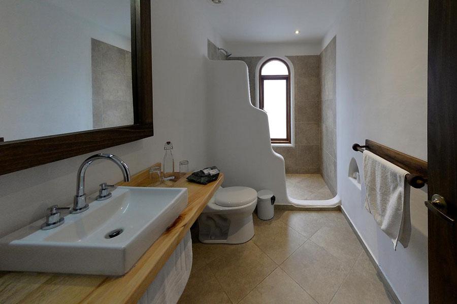 Hôtel Santa Isabella, Riobamba, salle de bain