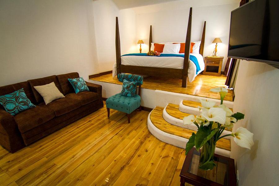 Hôtel Santa Isabella, Riobamba, suite