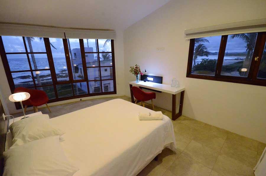 Hôtel Volcano, îles Galapagos, suite