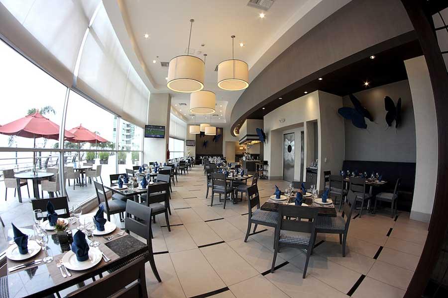 Hôtel Wyndham Guayaquil, restaurant