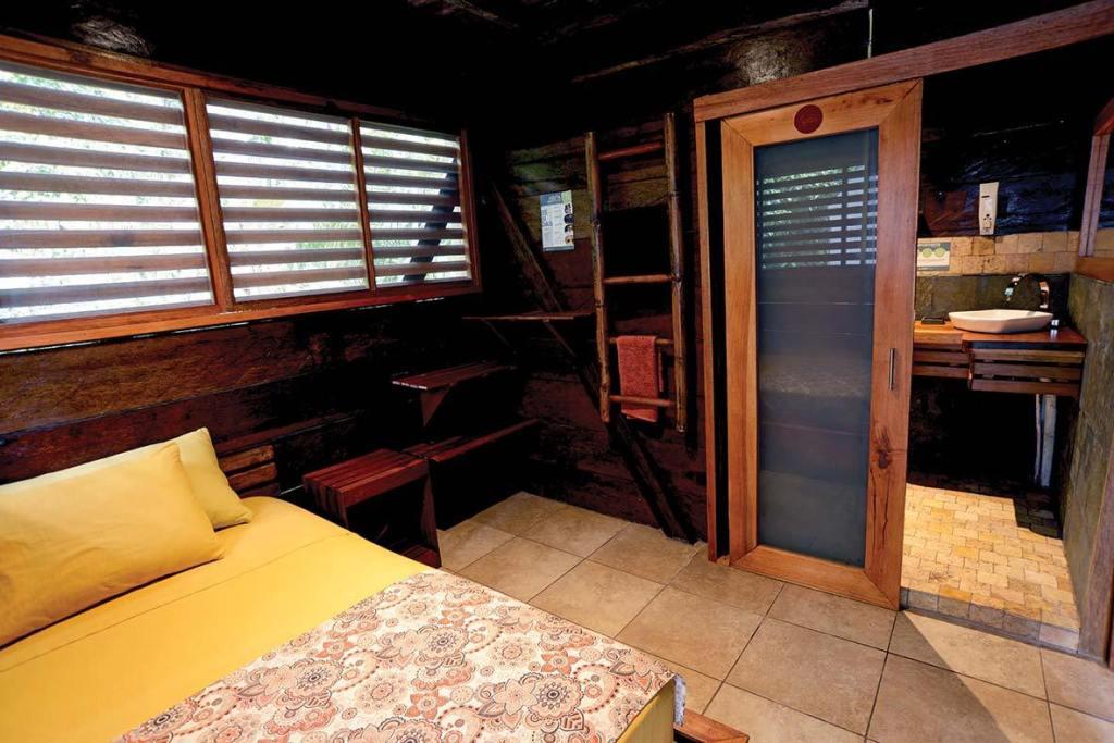 Jamu Lodge, Réserve Cuyabeno, chambre matrimoniale