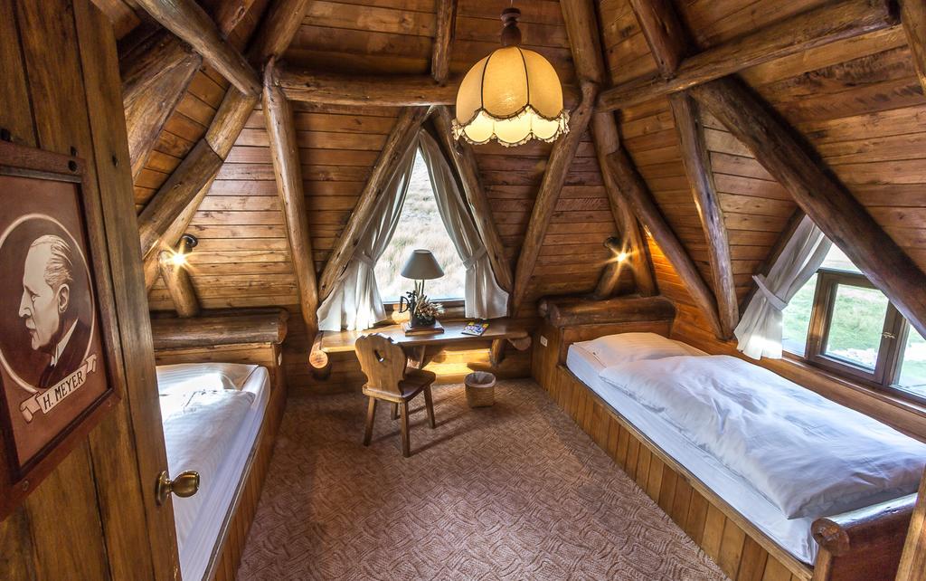 Lodge Chimborazo, cabane standard