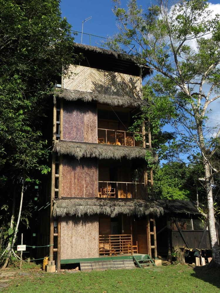 Lodge Cuyabeno, Equateur, tour