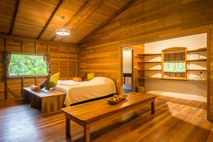Lodge Hakuna Matata, Equateur, suite