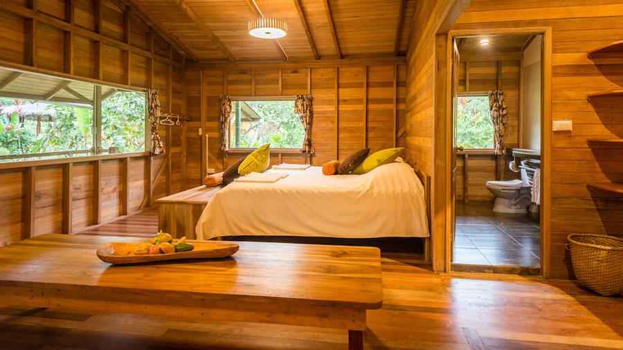 Lodge Hakuna Matata, Equateur; suite