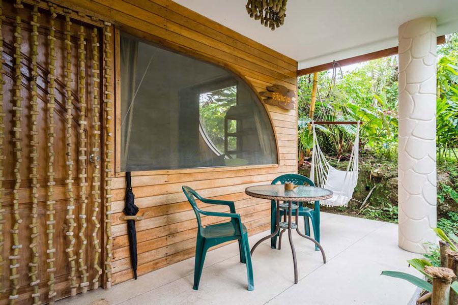 Lodge Hakuna Matata, Equateur, terrasse supreme