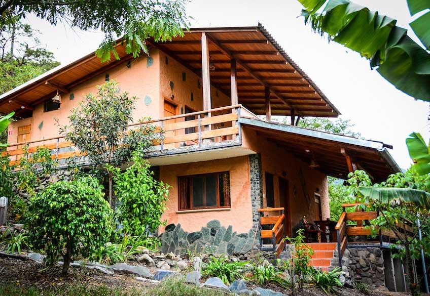 Lodge Izchayluma, Vilcabamba, cabane