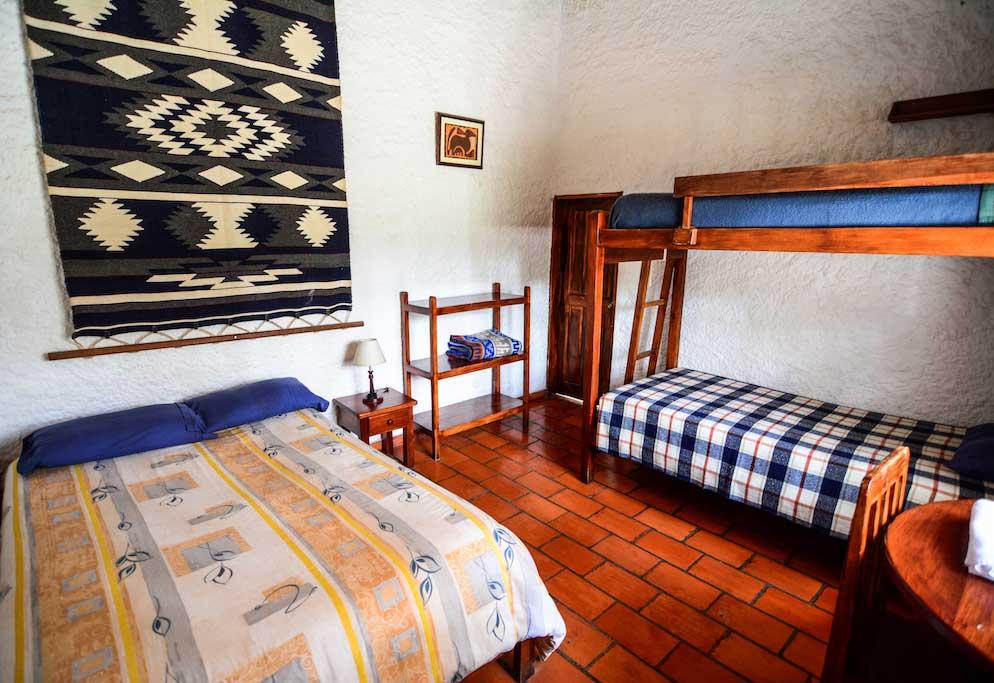 Lodge Izchayluma, Vilcabamba, chambre standard