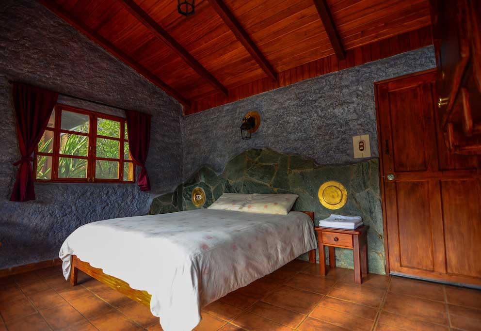 Lodge Izchayluma, Vilcabamba, chambre supérieure