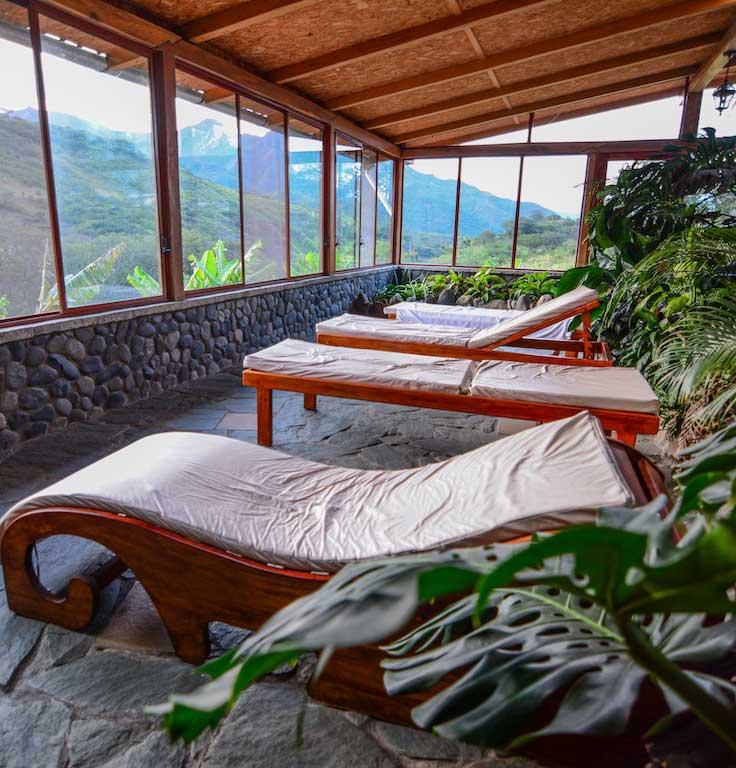 Lodge Izchayluma, Vilcabamba, détente