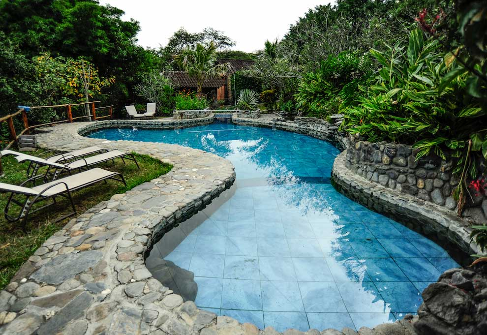 Lodge Izchayluma, Vilcabamba, piscine