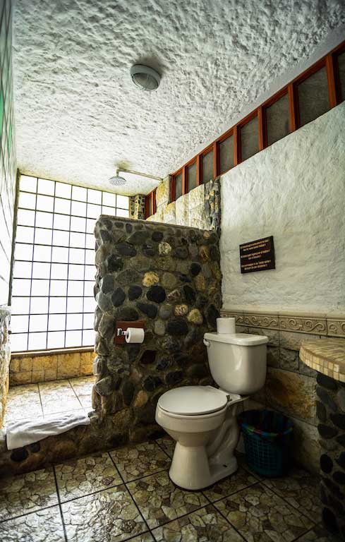 Lodge Izchayluma, Vilcabamba, salle de bain