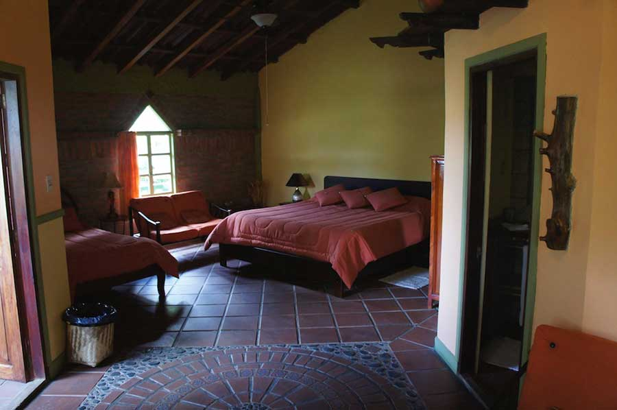 Lodge Madre Tierra, Vilcabamba, suite