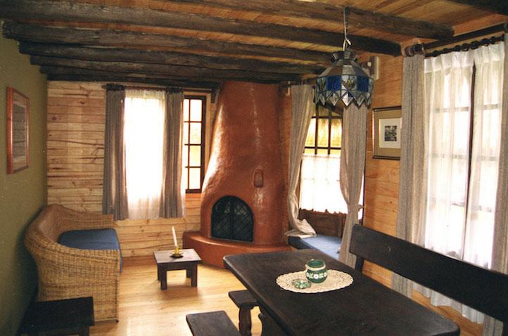 Lodge Termas de Papallacta, Equateur, cabane