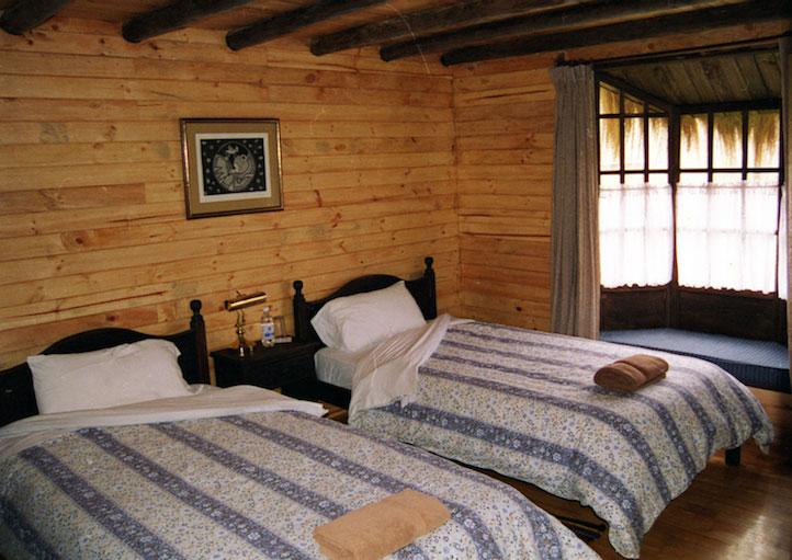 Lodge Termas de Papallacta, Equateur, Chambre