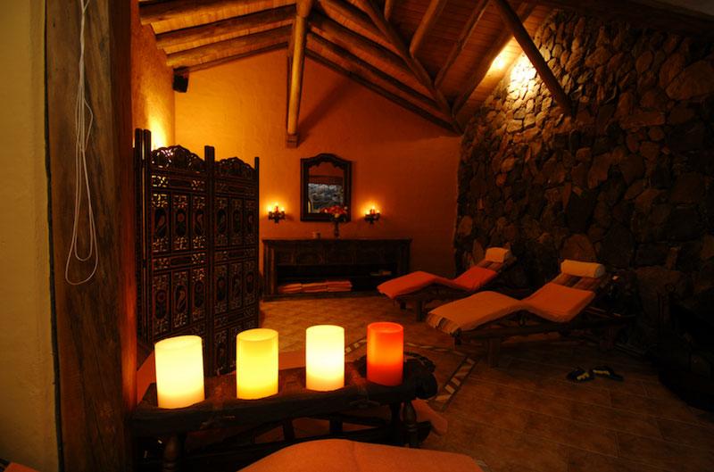 Lodge Termas de Papallacta, Equateur, spa