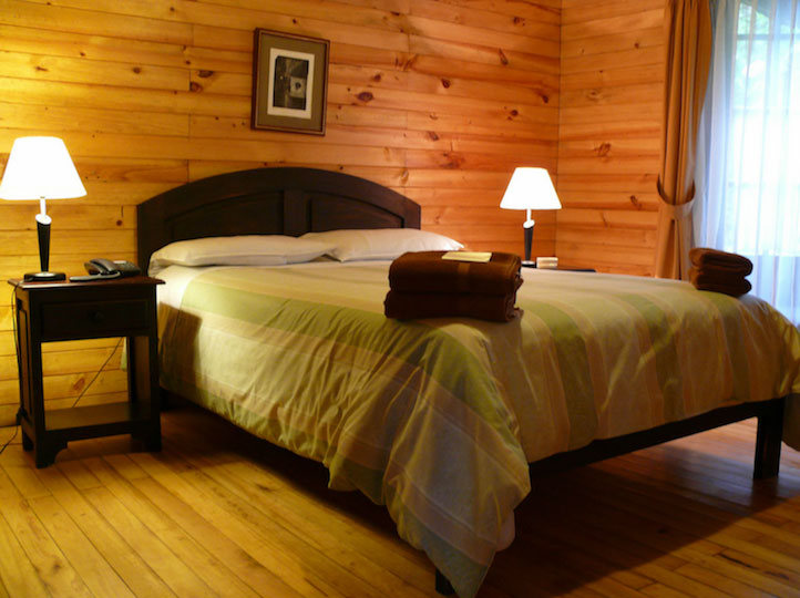Lodge Termas de Papallacta, Equateur, chambre standard