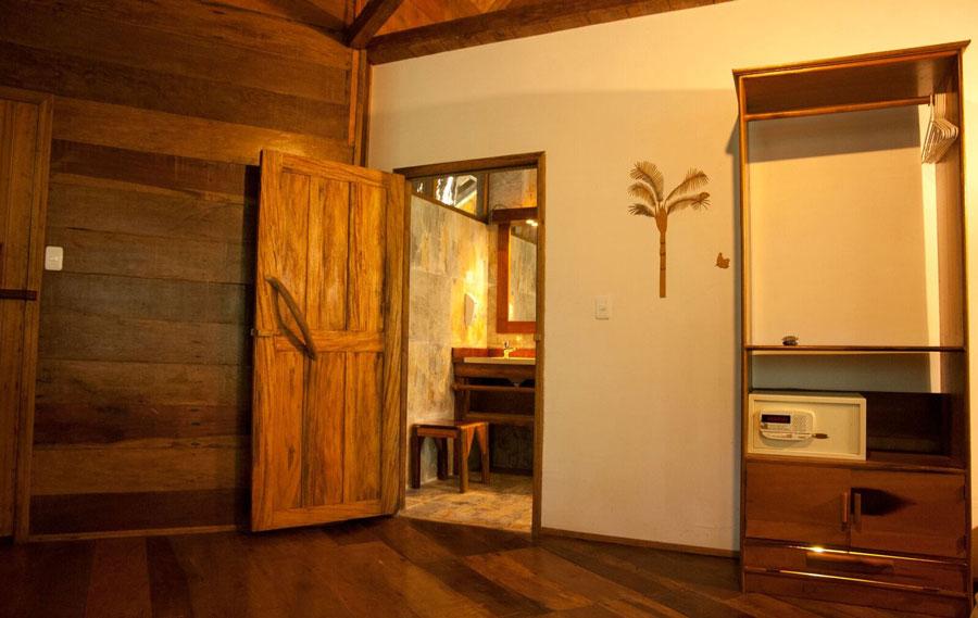 Sacha Lodge, Parc Yasuni, cabane intérieur