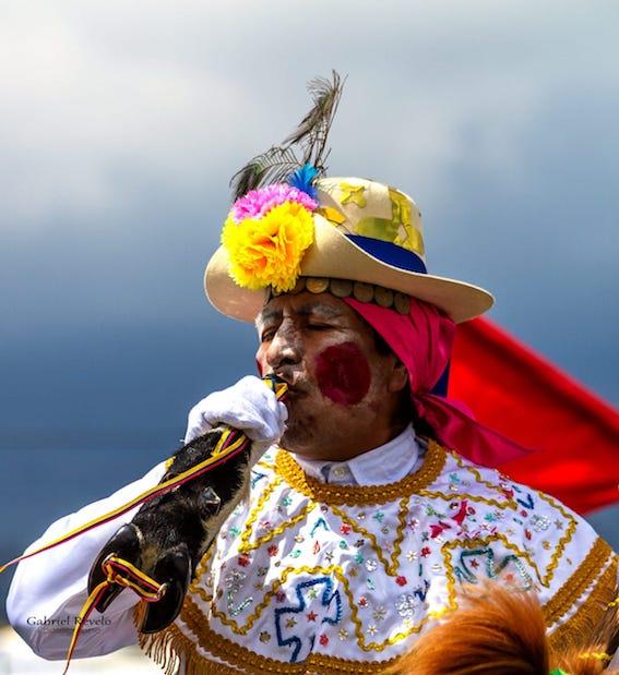 Équateur: sejour photo