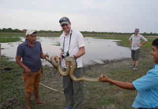 L'équipe ITK voyage Équateur